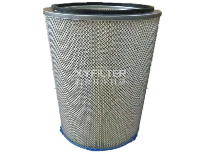 304不锈钢折叠滤芯滤筒除尘滤芯
