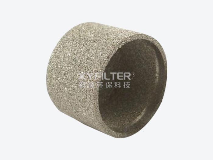 粉末烧结不锈钢316精密气体过滤滤芯