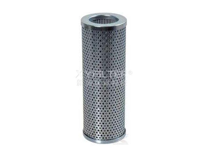 更换Donaldson唐纳森P566274 金属折叠油滤芯