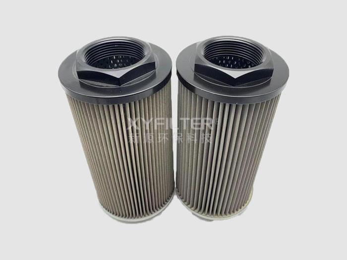 NRSL-02E钢厂润滑油双筒过滤器滤芯