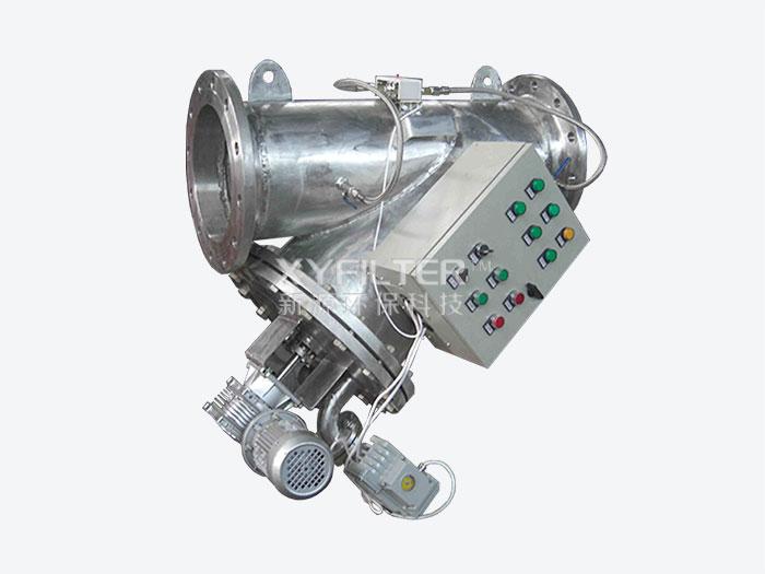DN300不锈钢自清洗过滤器