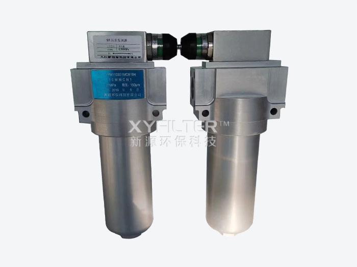 YPM不锈钢中压过滤器110S51MCN1B4
