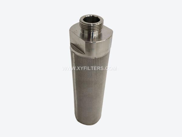 5微米不锈钢烧结网滤芯