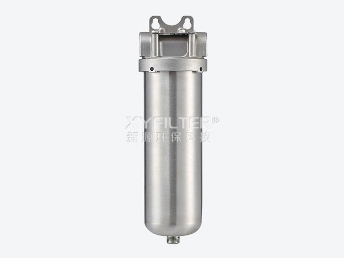 HRB-250-C-316 精度40微米10寸不锈钢过滤器