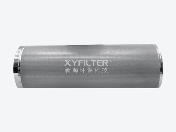 不锈钢316多层烧结网熔体滤芯