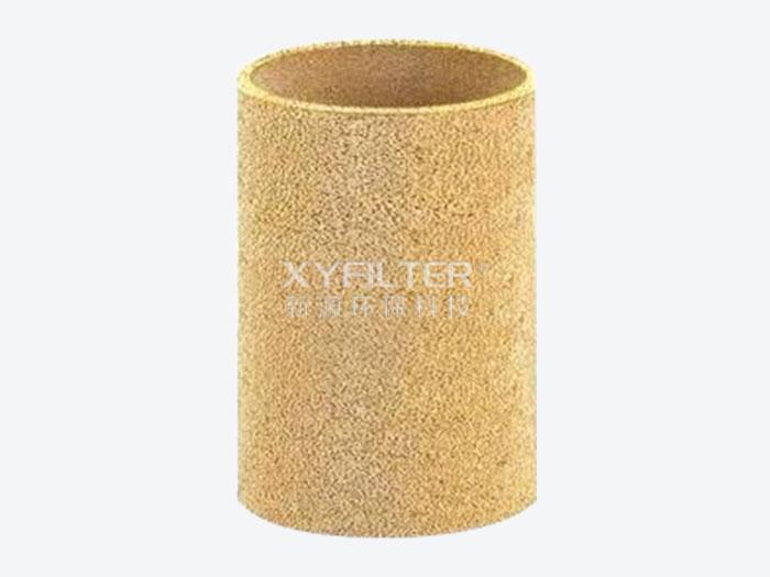 耐高温青铜粉末烧结过滤器滤芯