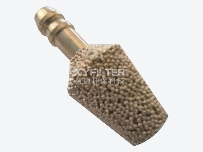 过滤芯气动元件 青铜粉末烧结滤芯