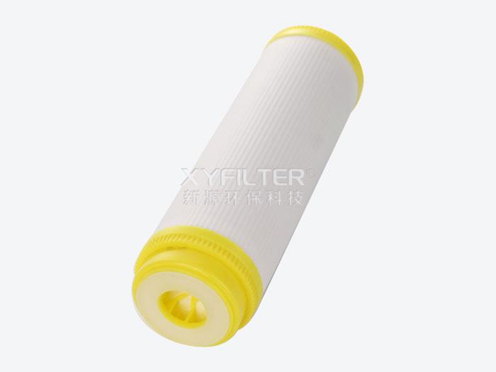 树脂滤芯阳离子软化树脂阻垢滤料