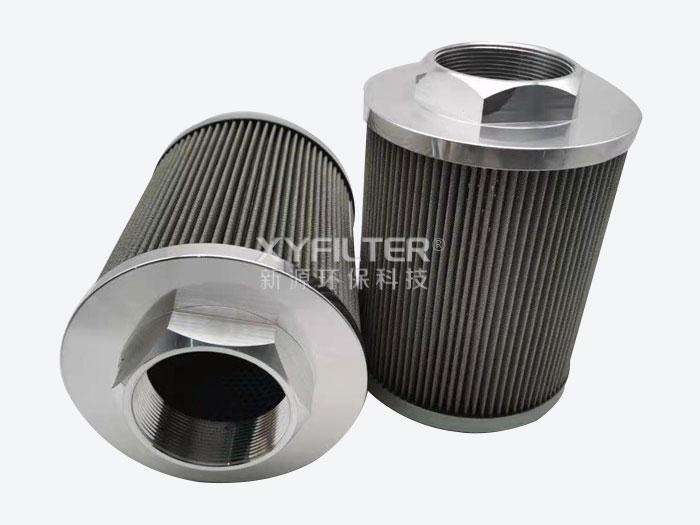 不锈钢丝网滤芯WU-100X180J吸油滤芯