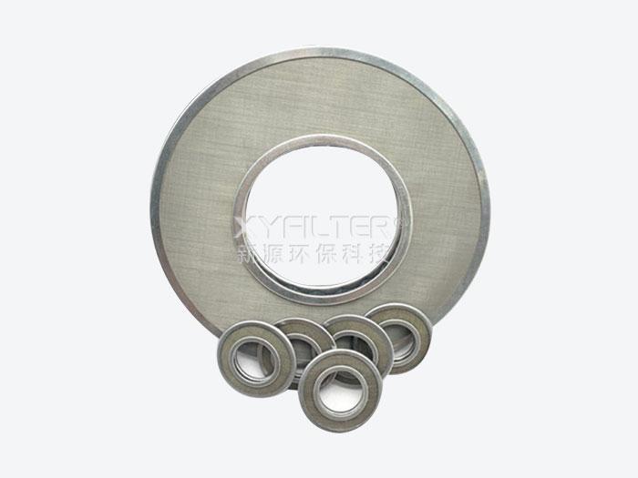 液压SPL型网状油滤芯